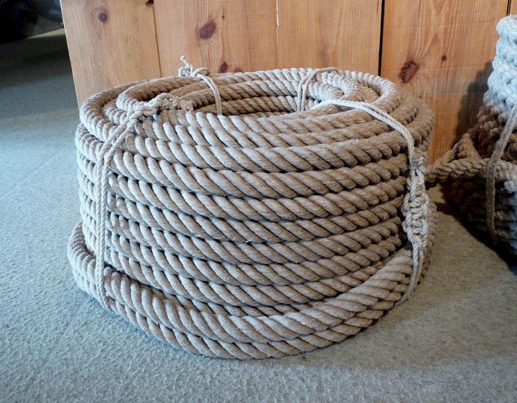 Industrial Hemp Rope